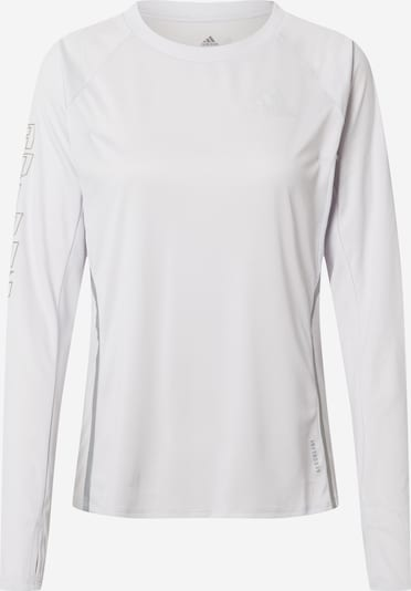 Tricou funcțional 'Reflective' ADIDAS PERFORMANCE pe gri deschis / argintiu, Vizualizare produs
