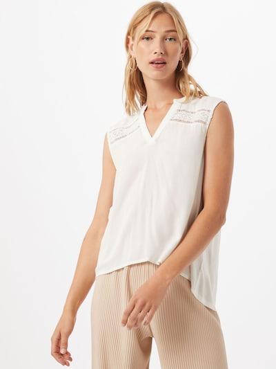 ONLY Bluse 'Vina' in offwhite, Modelansicht