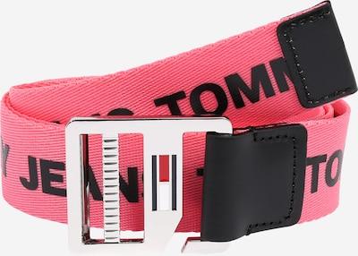 Tommy Jeans Gürtel in pink / schwarz, Produktansicht