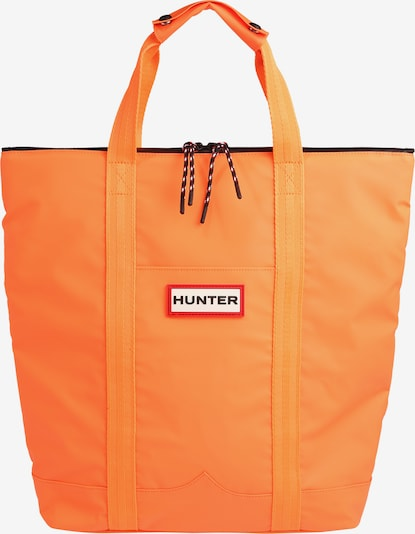 HUNTER Shopper 'ORIGINAL LIGHTWEIGHT RUBBERISED TWO WAY TOTE' - oranžová, Produkt
