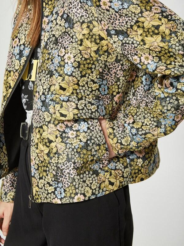 SELECTED FEMME Jacke mit Blumenprint