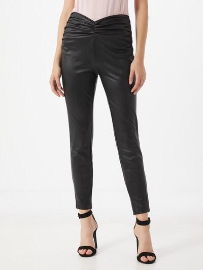GUESS Hose 'FAJR' in schwarz, Modelansicht