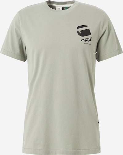 G-Star RAW Shirt in de kleur Lichtgroen, Productweergave