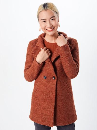 ONLY Mantel 'SOPHIA' in orange, Modelansicht