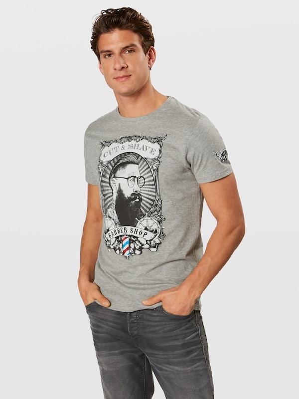 T En shirt Gris Soul ClairNoir Brave qzpSUMV