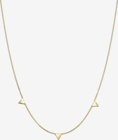 ELLI Halskette in gold, Produktansicht