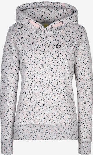 Alife and Kickin Sweatshirt 'Sarina' in weiß, Produktansicht