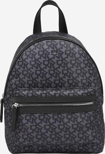 DKNY Plecak 'CASEY-MD' w kolorze czarny / białym, Podgląd produktu
