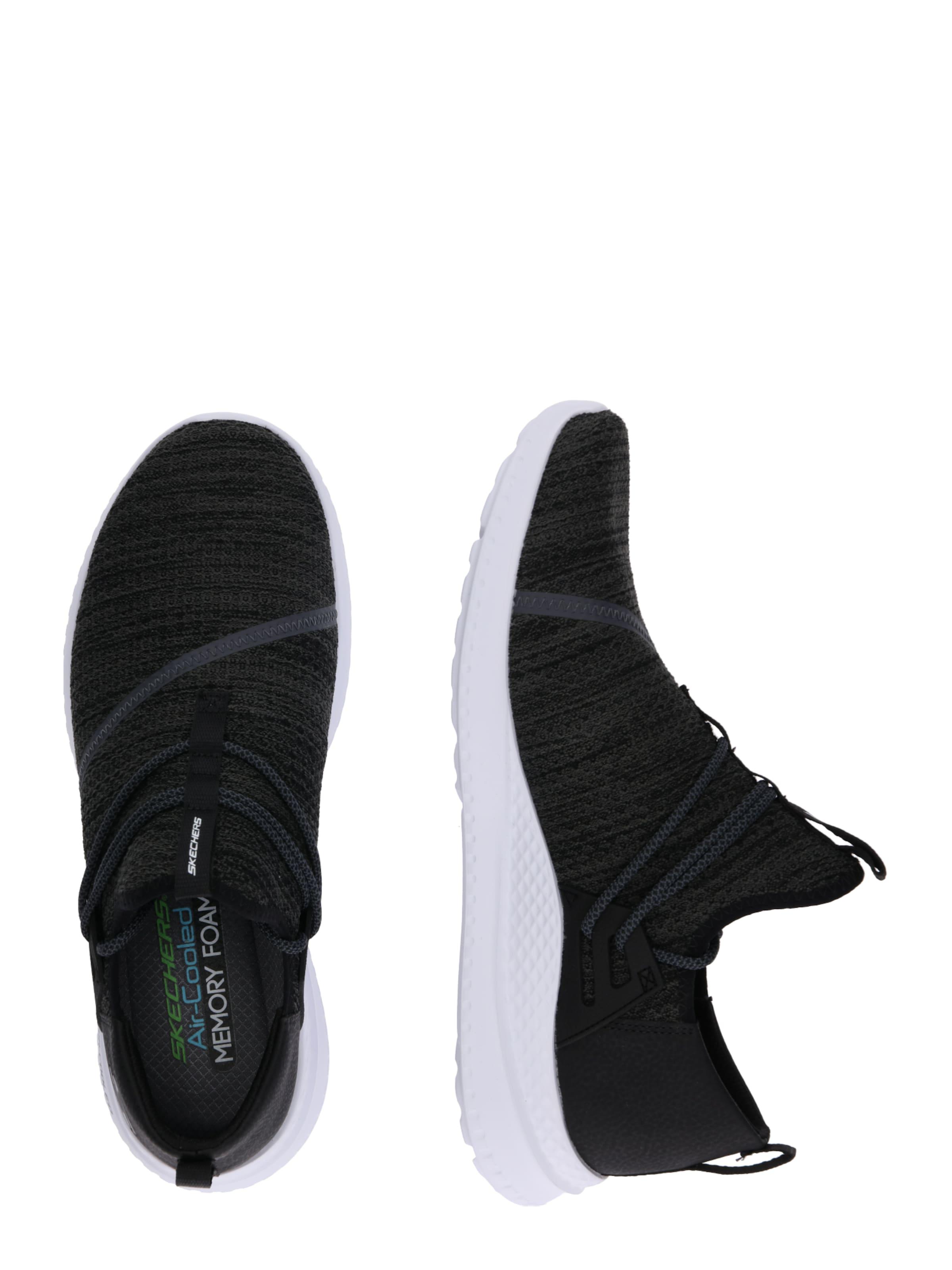 Skechers In SchwarzWeiß 'matera' Sneaker EIDWHYe92