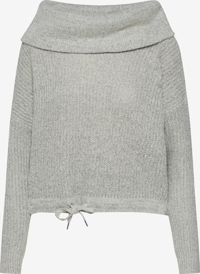 ONLY Pullover 'NIA' in hellgrau, Produktansicht