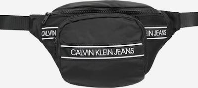 Calvin Klein Jeans Torba u crna / bijela, Pregled proizvoda