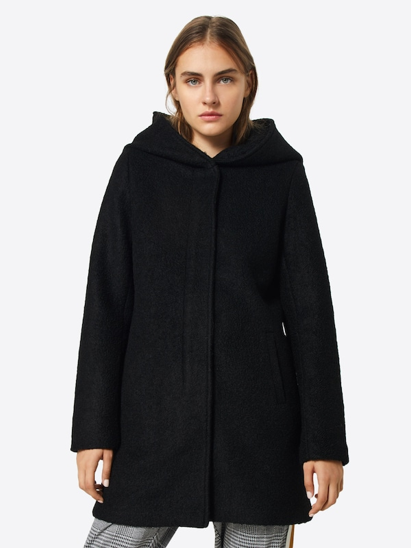 En Noir Manteau 'selin' D'hiver CshQtrd