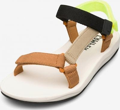 CAMPER Sandalen 'Match' in mischfarben, Produktansicht