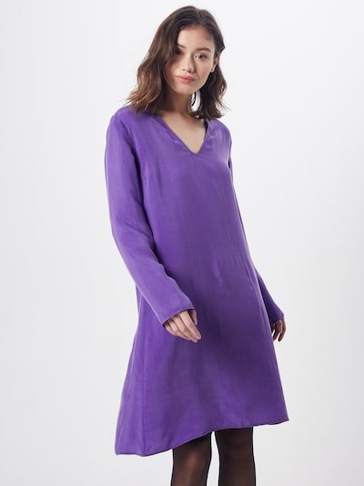 DRYKORN Kleid 'JOSY' in lila, Modelansicht