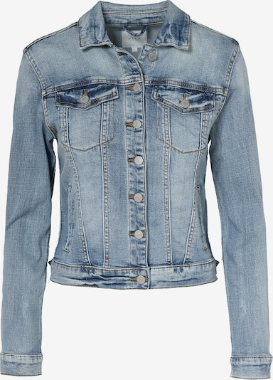 VILA Between-season jacket 'Vishow' in blue denim, Item view
