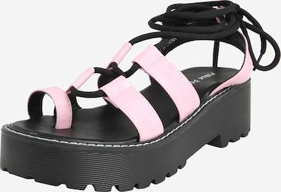 Sandalai 'ERIKA' iš Public Desire , spalva - rožių spalva, Prekių apžvalga