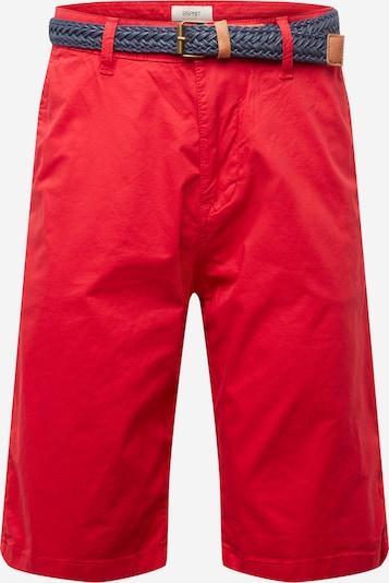 ESPRIT Shorts in rot, Produktansicht