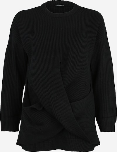 Urban Classics Curvy Sweater in Black, Item view