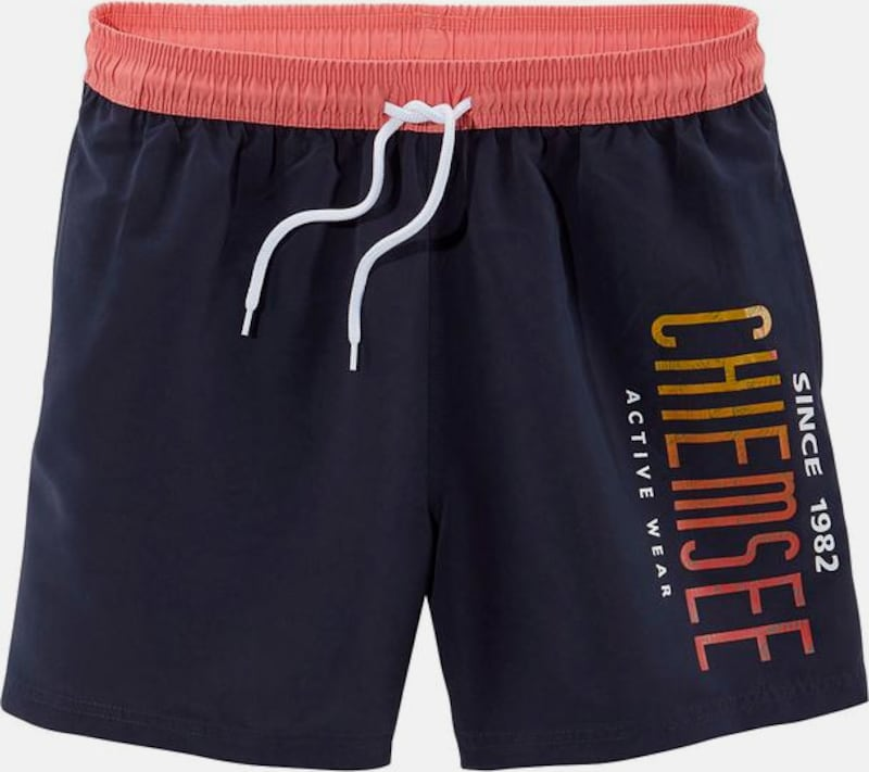 Chiemsee Bathing Shorts With Back Pocket