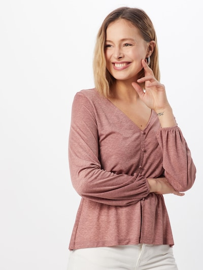 ABOUT YOU Shirt 'Jana' in rosa: Frontalansicht