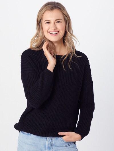 LTB Pullover 'YAFEDI' in schwarz, Modelansicht