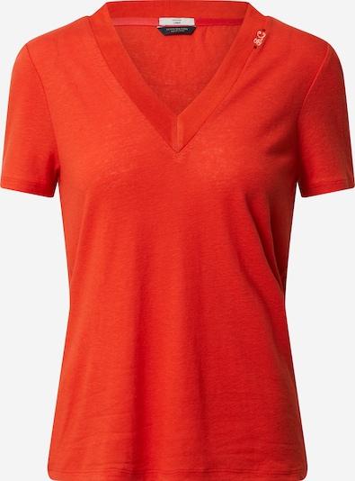 SCOTCH & SODA T-shirt en rouge orangé: Vue de face