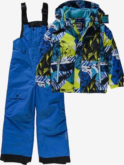 ICEPEAK Skiset in blau / hellgrün, Produktansicht