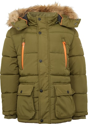 TOM TAILOR Winterjacke 'tech parker style'