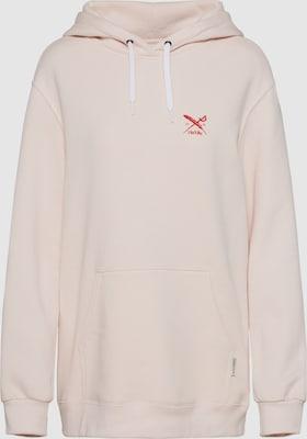 Iriedaily Sweatshirt in Rosa