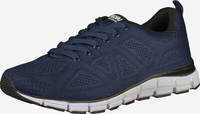BORAS Sneaker in marine, Produktansicht