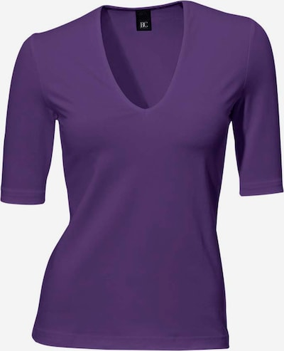 Ashley Brooke by heine Shirt in aubergine, Produktansicht
