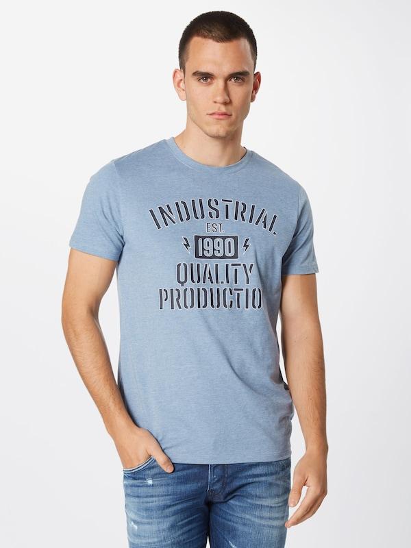 'jcoinsighter Tee Crew shirt T Jones Bleu Ss Jackamp; Neck' En kOZTXiPu