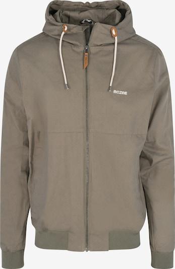 """mazine Streetwear Jacke ' """"Campus Canvas Light"""" ' in grau, Produktansicht"""