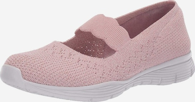 SKECHERS Ballet Flats with Strap in Dusky pink, Item view