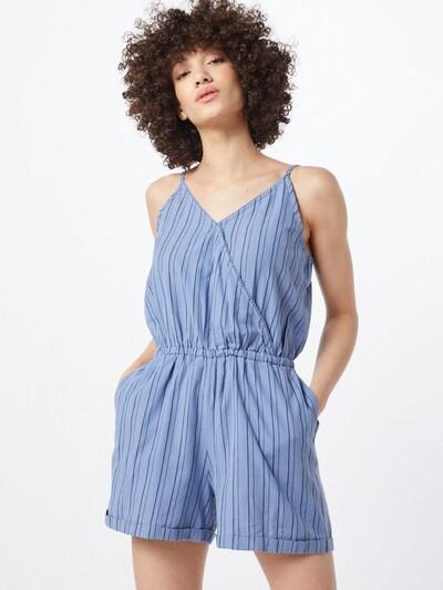 Salopeta Blend She pe albastru, Vizualizare model