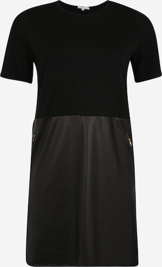 Rochie de seară 'Carmina' ABOUT YOU Curvy pe negru, Vizualizare produs