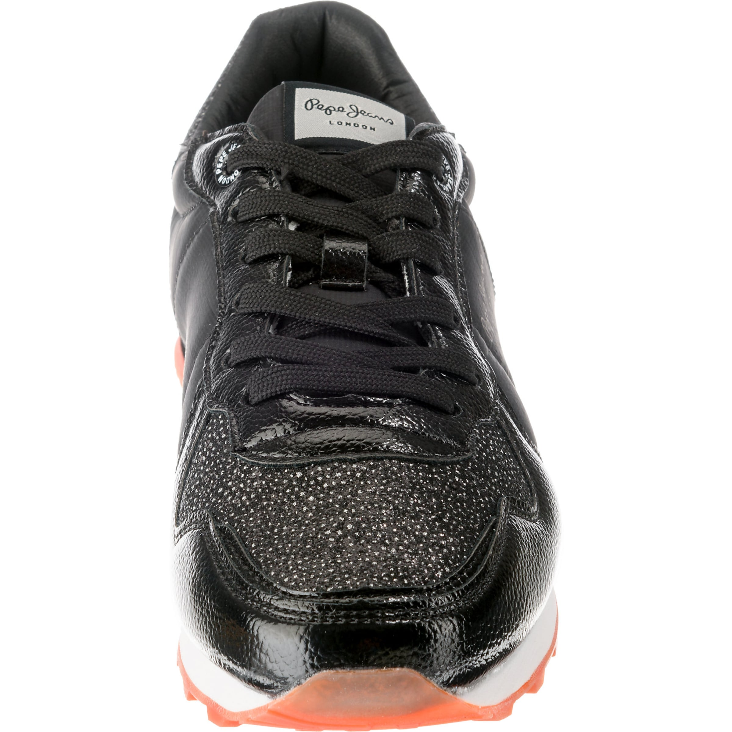 Winner' SchwarzSilber 'verona Sneaker In Jeans Pepe q3S5ALc4Rj
