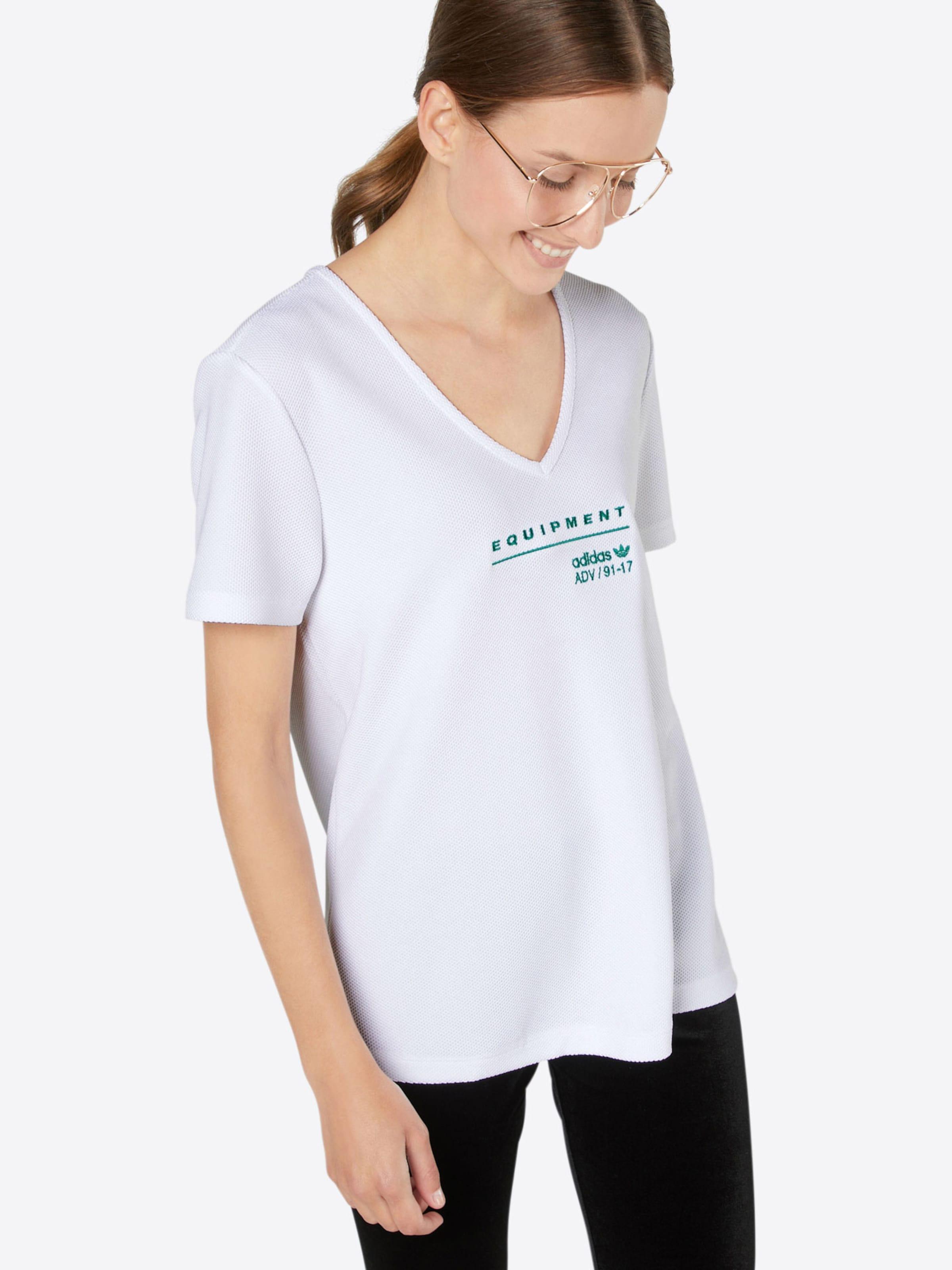 Extrem Zum Verkauf ADIDAS ORIGINALS T-Shirt 'EQT LOGO' Freies Verschiffen Online Freies Verschiffen Großer Verkauf Am Billigsten 9hbyue