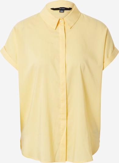 VERO MODA Bluse 'Tanya' in gelb, Produktansicht