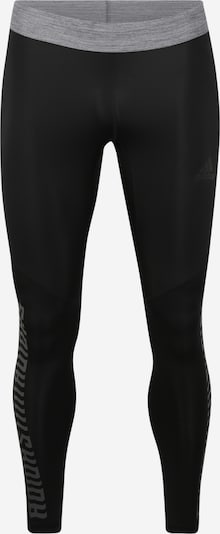 ADIDAS PERFORMANCE Sporthose 'ASK SPRGFX LT' in anthrazit / schwarz, Produktansicht