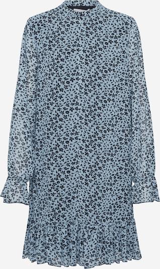 Freebird Robe-chemise 'Diba' en bleu / gris, Vue avec produit