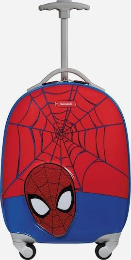 SAMSONITE Kinderkoffer 'Spider-Man' in blau / rot / schwarz, Produktansicht