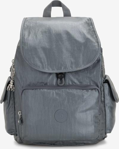 KIPLING Rucksack 'City Pack' in silbergrau, Produktansicht