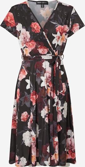 Mela London Kleid in schwarz, Produktansicht