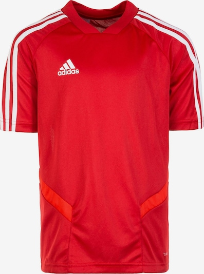 ADIDAS PERFORMANCE Funktionsshirt 'Tiro 19' in rot, Produktansicht