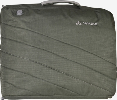 VAUDE Recycled PETronio Umhängetasche 44 cm Laptopfach in oliv, Produktansicht