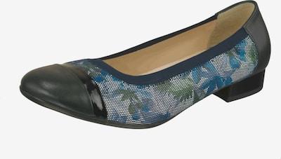 Lei by tessamino Ballerina 'Amina' in ultramarinblau / himmelblau / grasgrün, Produktansicht