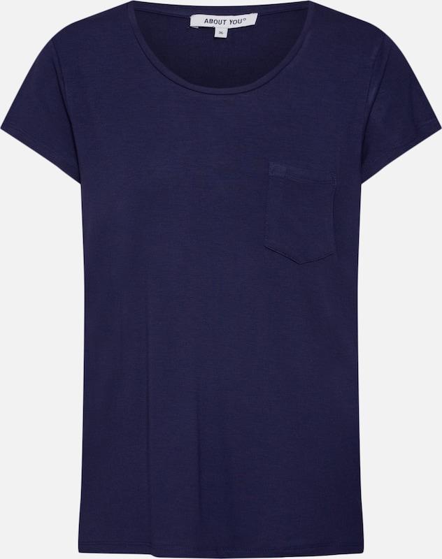 shirt Foncé 'darina' T En Bleu 29DHIYeWbE