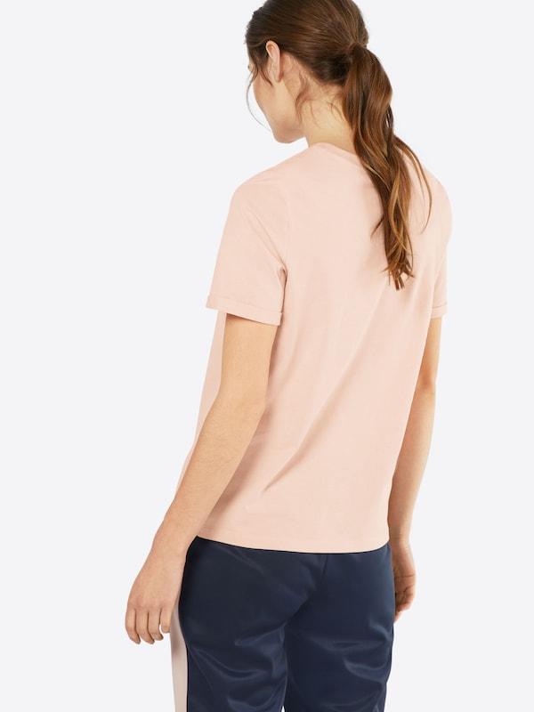 T Orange Pastel En shirt 'ria' Pieces GSpqMVUz