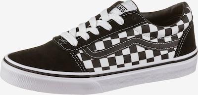 VANS Sneaker 'YT Ward' in schwarz / weiß, Produktansicht